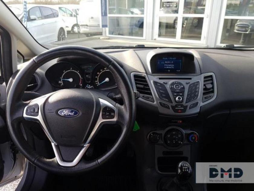 Ford Fiesta Affaires 1.5 Tdci 95ch Ambiente 3p - Visuel #5