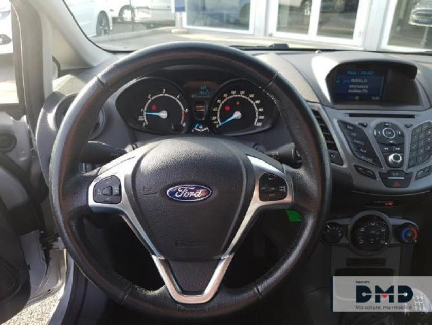 Ford Fiesta Affaires 1.5 Tdci 95ch Ambiente 3p - Visuel #7