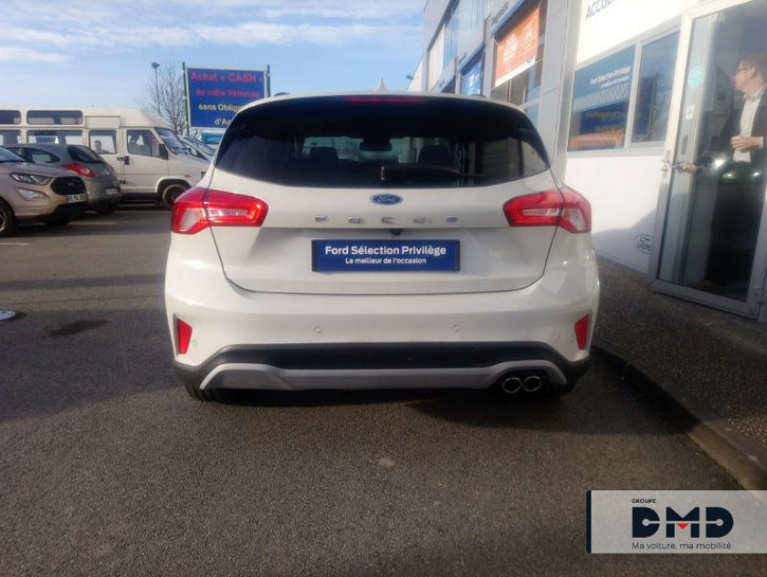 Ford Focus Active 1.5 Ecoblue 120ch Stop&start Bva - Visuel #11