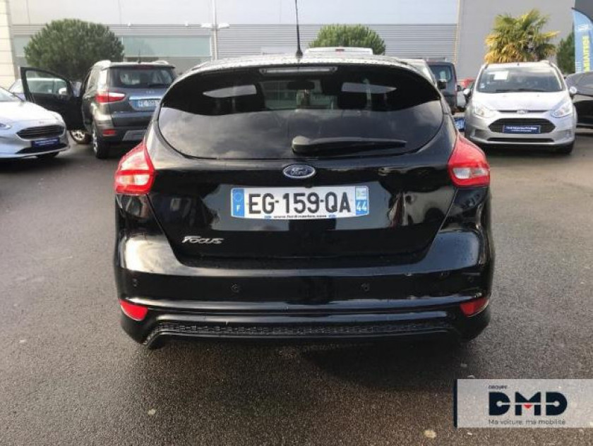 Ford Focus 1.5 Tdci 120ch Stop&start St Line - Visuel #11