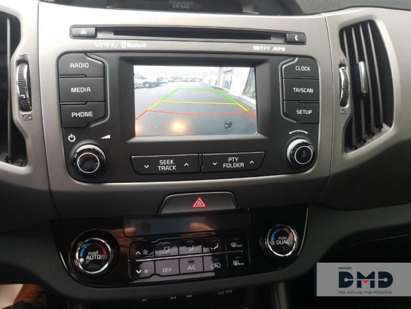 Kia Sportage 1.7 Crdi 115ch Isg Active 4x2 - Visuel #14