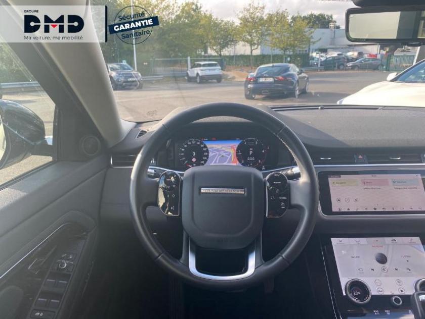 Land Rover Evoque 2.0 D 180ch Se Awd Bva - Visuel #7