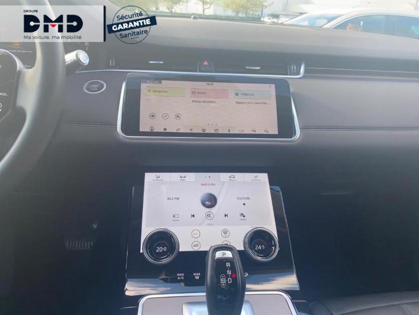 Land Rover Evoque 2.0 D 180ch Se Awd Bva - Visuel #6