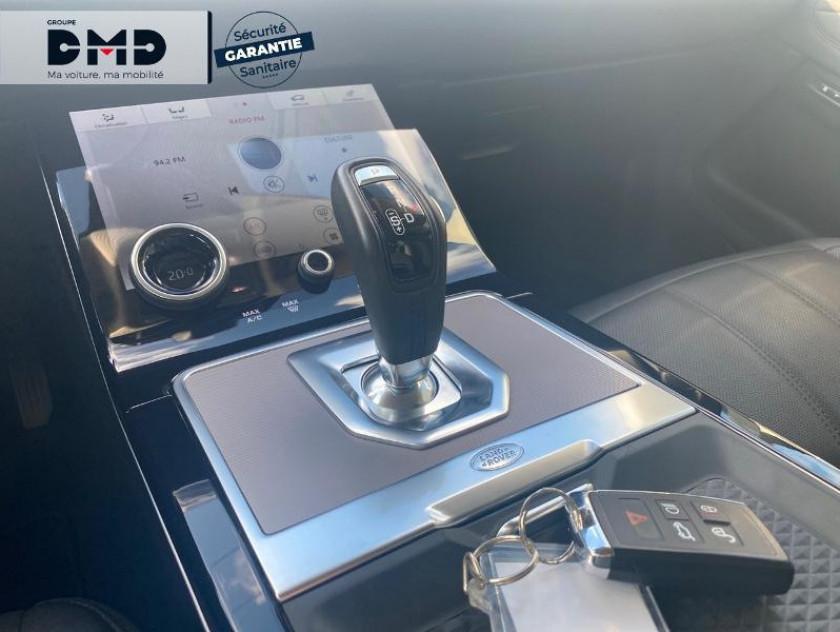 Land Rover Evoque 2.0 D 180ch Se Awd Bva - Visuel #8