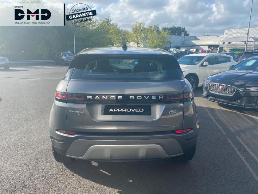 Land Rover Evoque 2.0 D 180ch Se Awd Bva - Visuel #11