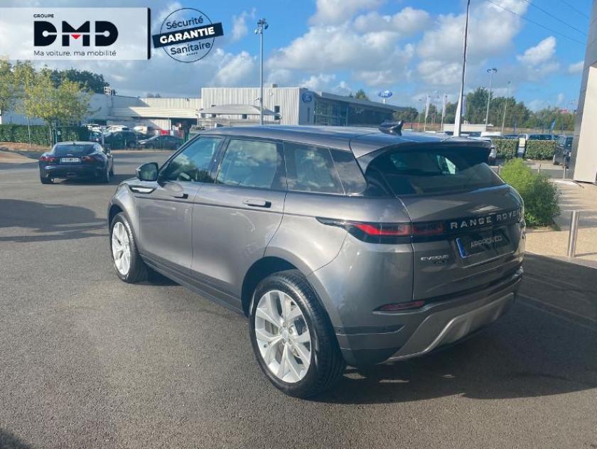 Land Rover Evoque 2.0 D 180ch Se Awd Bva - Visuel #3