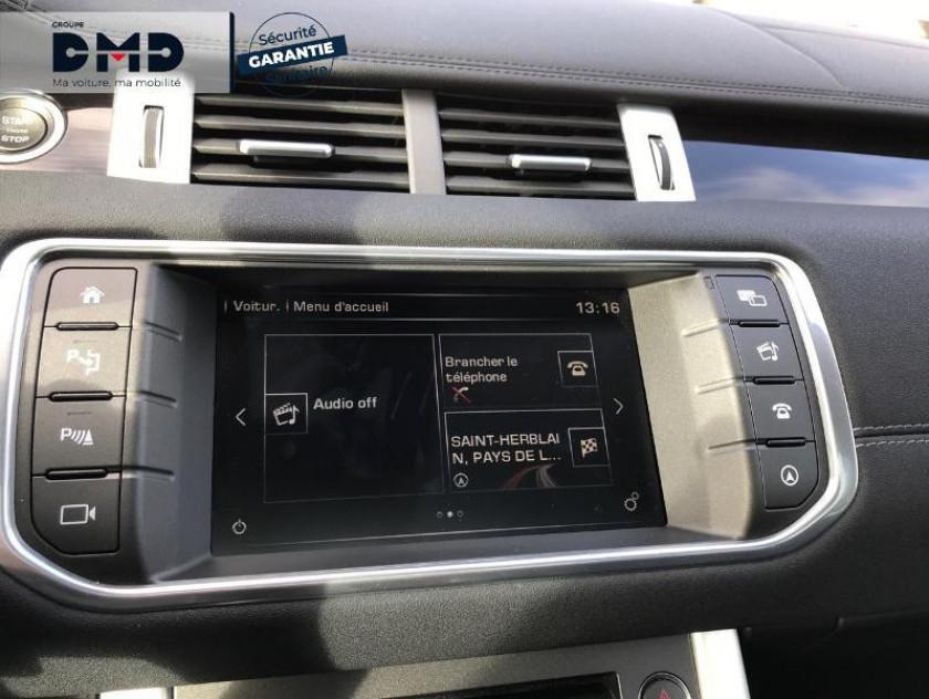 Land Rover Evoque 2.0 Td4 180 Hse Dynamic Bva Mark Iii - Visuel #6