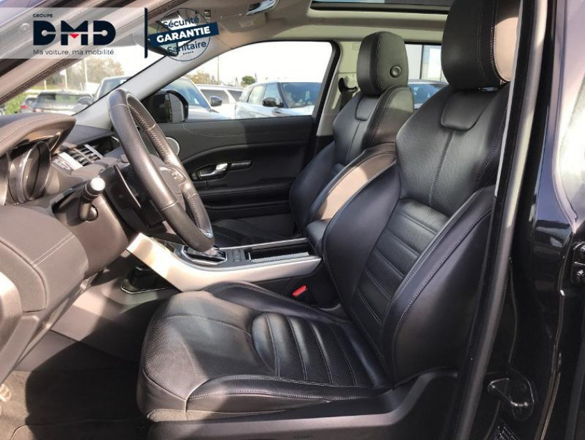 Land Rover Evoque 2.0 Td4 180 Hse Dynamic Bva Mark Iii - Visuel #9