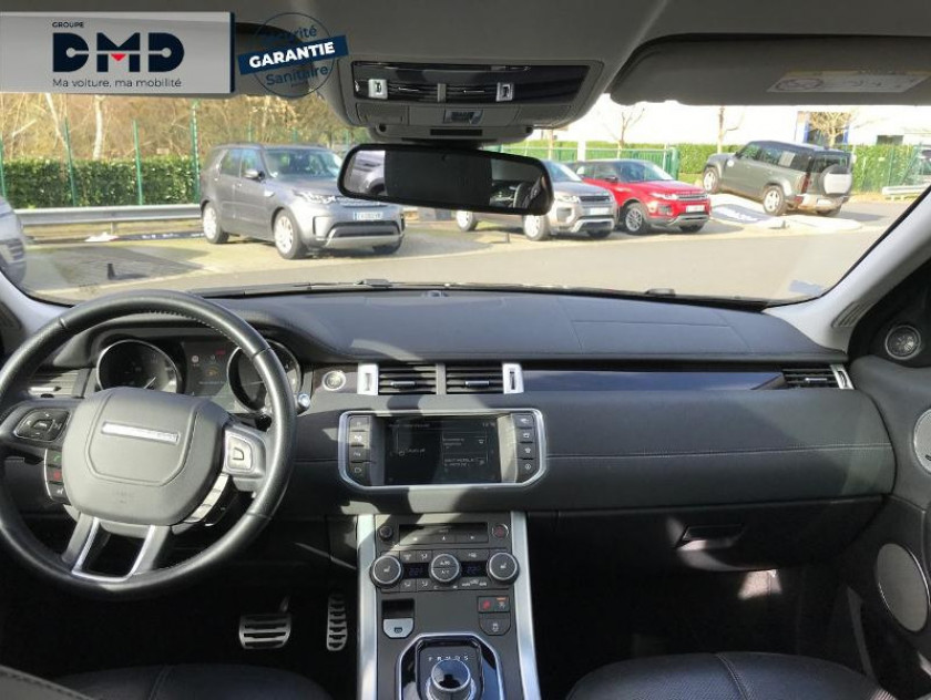 Land Rover Evoque 2.0 Td4 180 Hse Dynamic Bva Mark Iii - Visuel #5
