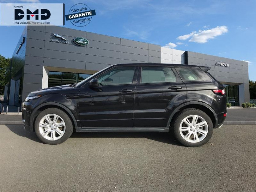 Land Rover Evoque 2.0 Td4 180 Hse Dynamic Bva Mark Iii - Visuel #2