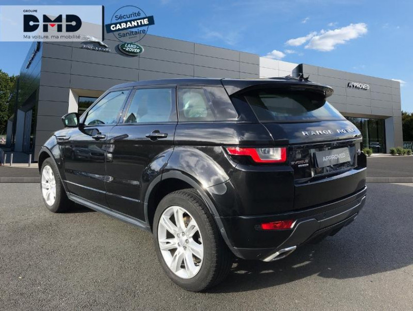 Land Rover Evoque 2.0 Td4 180 Hse Dynamic Bva Mark Iii - Visuel #3