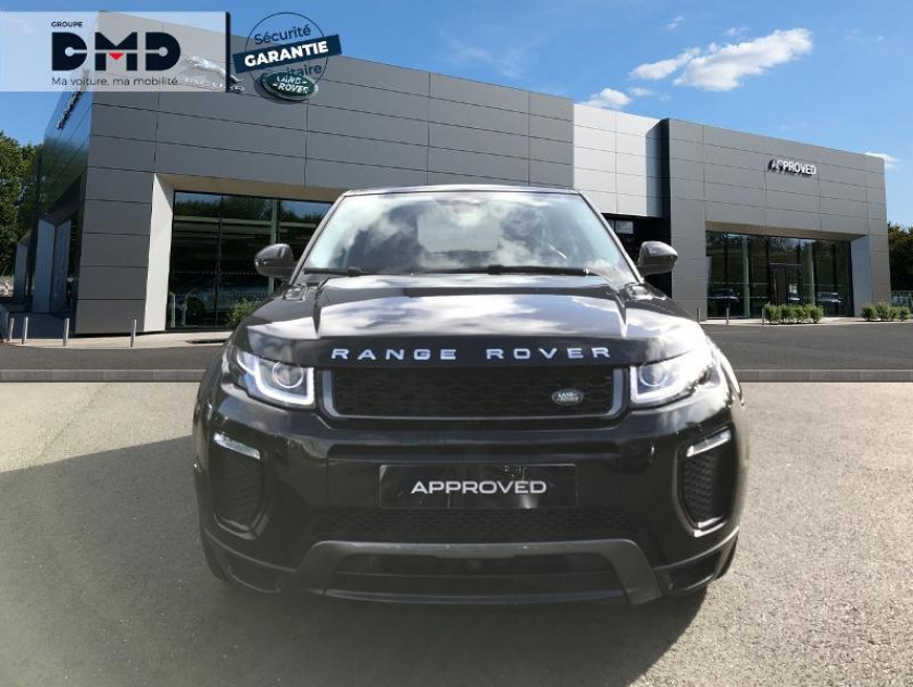 Land Rover Evoque 2.0 Td4 180 Hse Dynamic Bva Mark Iii - Visuel #4
