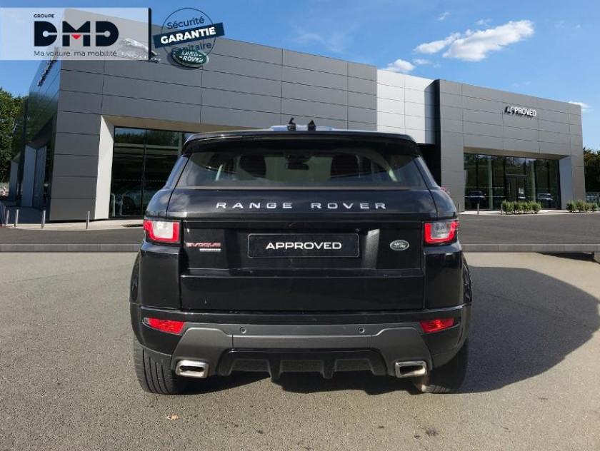 Land Rover Evoque 2.0 Td4 180 Hse Dynamic Bva Mark Iii - Visuel #11