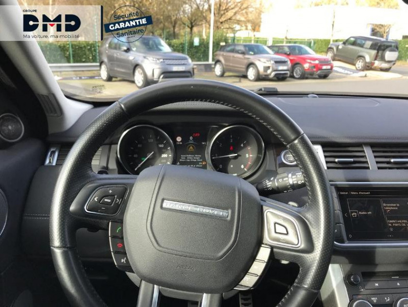 Land Rover Evoque 2.0 Td4 180 Hse Dynamic Bva Mark Iii - Visuel #7