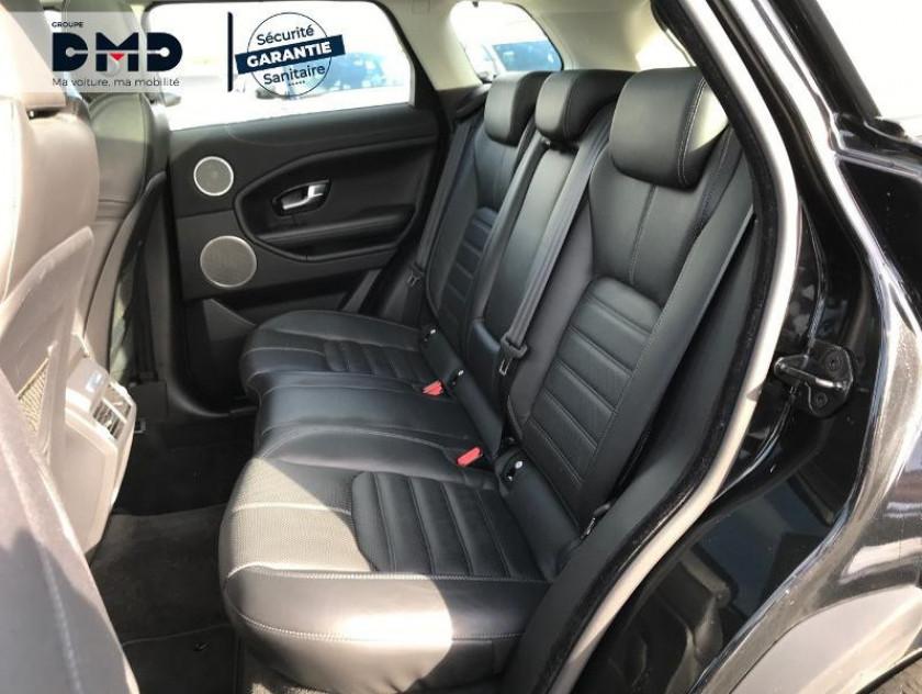 Land Rover Evoque 2.0 Td4 180 Hse Dynamic Bva Mark Iii - Visuel #10