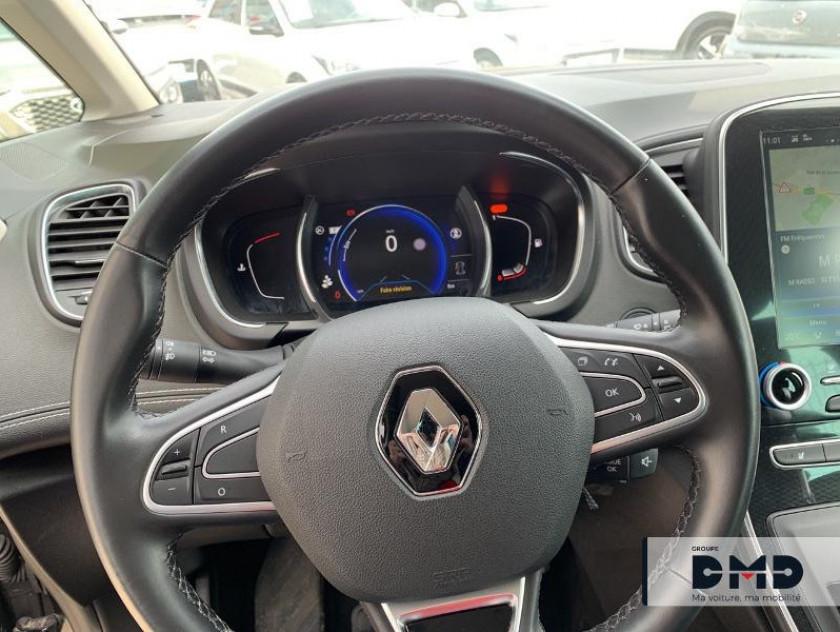 Renault Scenic 1.5 Dci 110ch Energy Zen Edc - Visuel #7