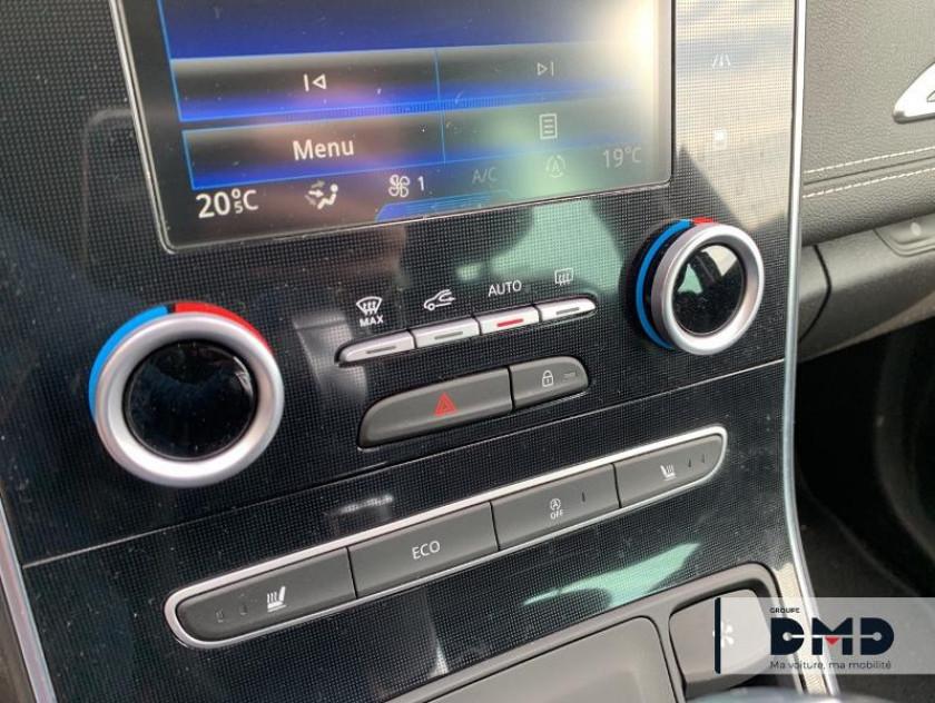 Renault Scenic 1.5 Dci 110ch Energy Zen Edc - Visuel #14