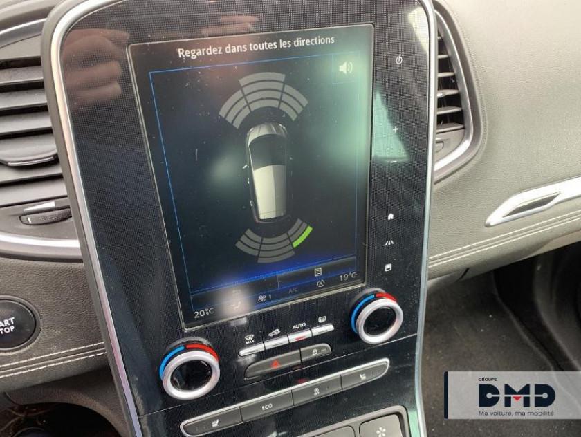 Renault Scenic 1.5 Dci 110ch Energy Zen Edc - Visuel #15