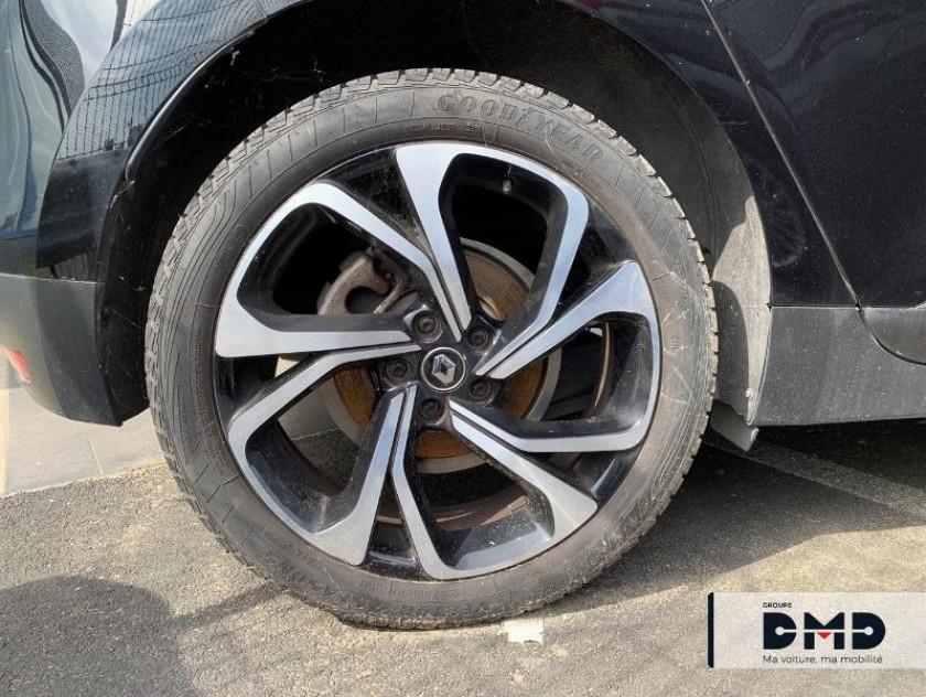 Renault Scenic 1.5 Dci 110ch Energy Zen Edc - Visuel #13