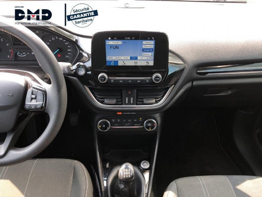 Ford Fiesta 1.1 85ch Trend 3p Euro6.2 - Visuel #6