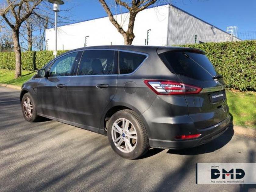 Ford S-max 2.0 Tdci 150ch Stop&start Titanium - Visuel #3