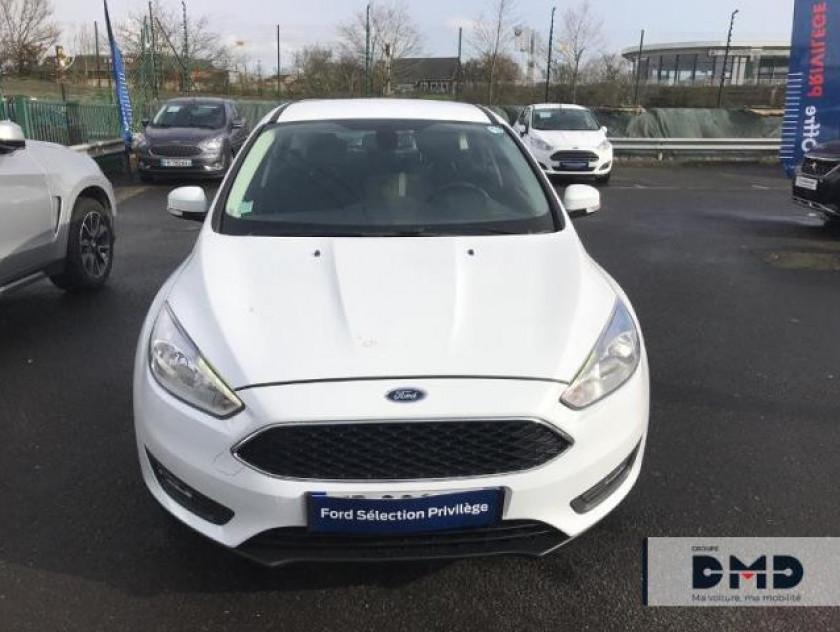Ford Focus 1.5 Tdci 120ch Stop&start Executive - Visuel #4