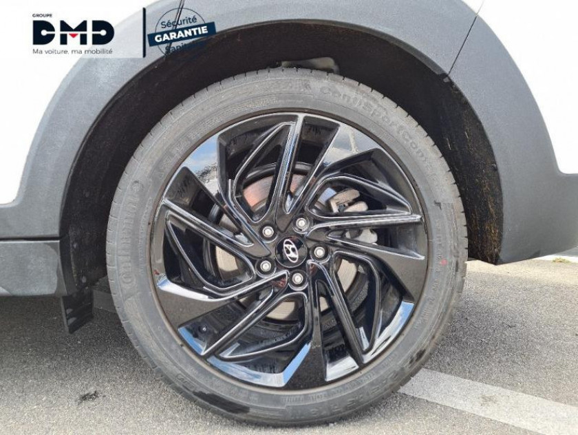 Hyundai Tucson 1.6 Crdi 136ch Hybrid 48v N Line Executive Dct-7 Euro6d-evap - Visuel #13