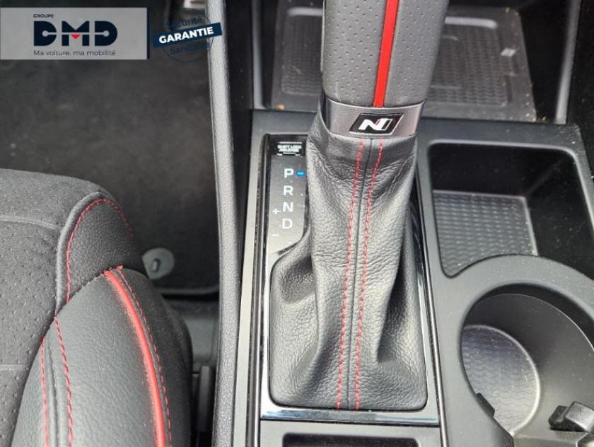 Hyundai Tucson 1.6 Crdi 136ch Hybrid 48v N Line Executive Dct-7 Euro6d-evap - Visuel #8