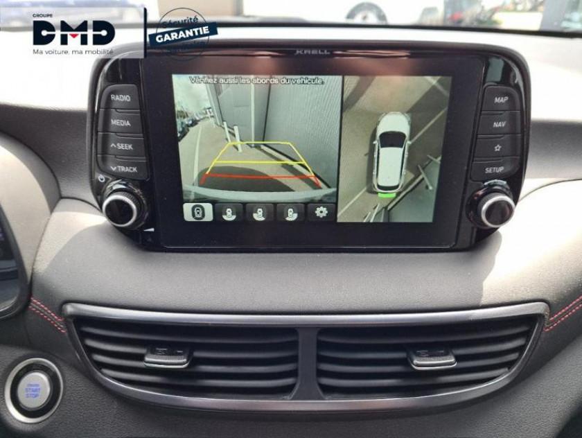 Hyundai Tucson 1.6 Crdi 136ch Hybrid 48v N Line Executive Dct-7 Euro6d-evap - Visuel #15