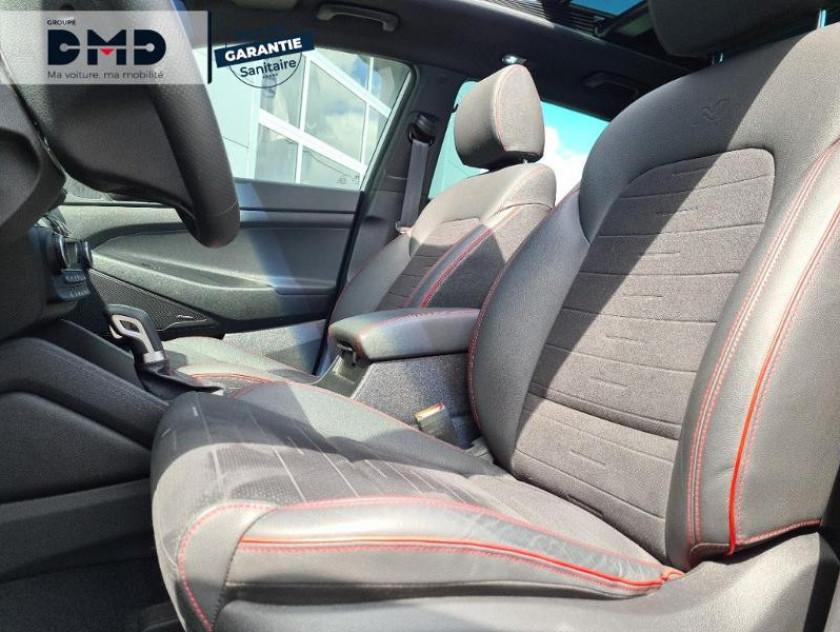 Hyundai Tucson 1.6 Crdi 136ch Hybrid 48v N Line Executive Dct-7 Euro6d-evap - Visuel #9