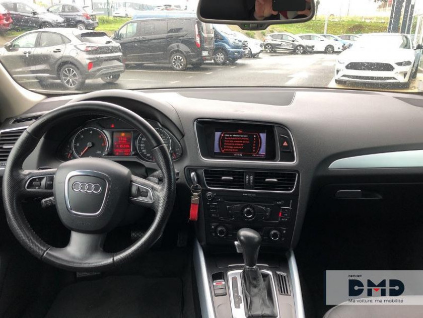 Audi Q5 2.0 Tdi 170ch Fap Start/stop Ambiente Quattro S Tronic 7 - Visuel #4