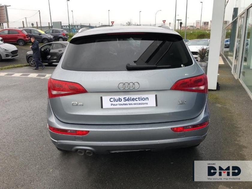Audi Q5 2.0 Tdi 170ch Fap Start/stop Ambiente Quattro S Tronic 7 - Visuel #10