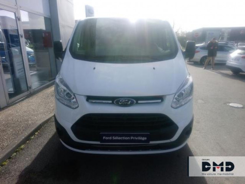 Ford Transit Custom Fg 270 L1h1 2.0 Tdci 105 Trend Business - Visuel #4