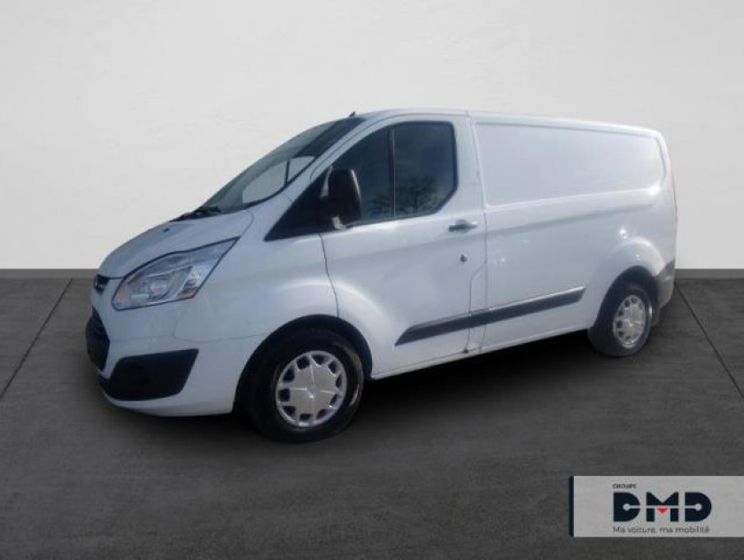 Ford Transit Custom Fg 270 L1h1 2.0 Tdci 105 Trend Business - Visuel #1