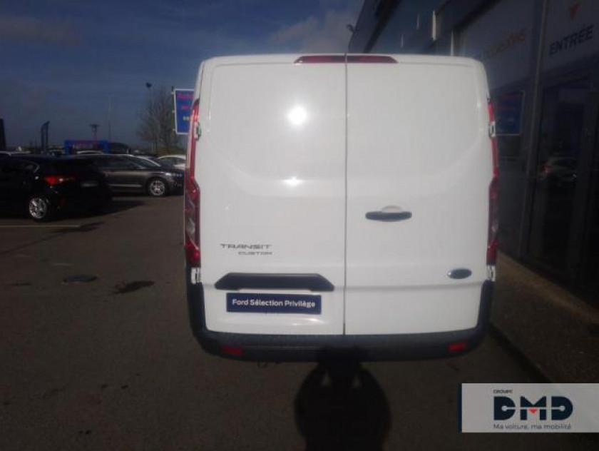 Ford Transit Custom Fg 270 L1h1 2.0 Tdci 105 Trend Business - Visuel #10