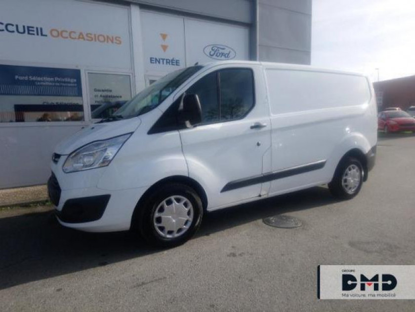 Ford Transit Custom Fg 270 L1h1 2.0 Tdci 105 Trend Business - Visuel #14