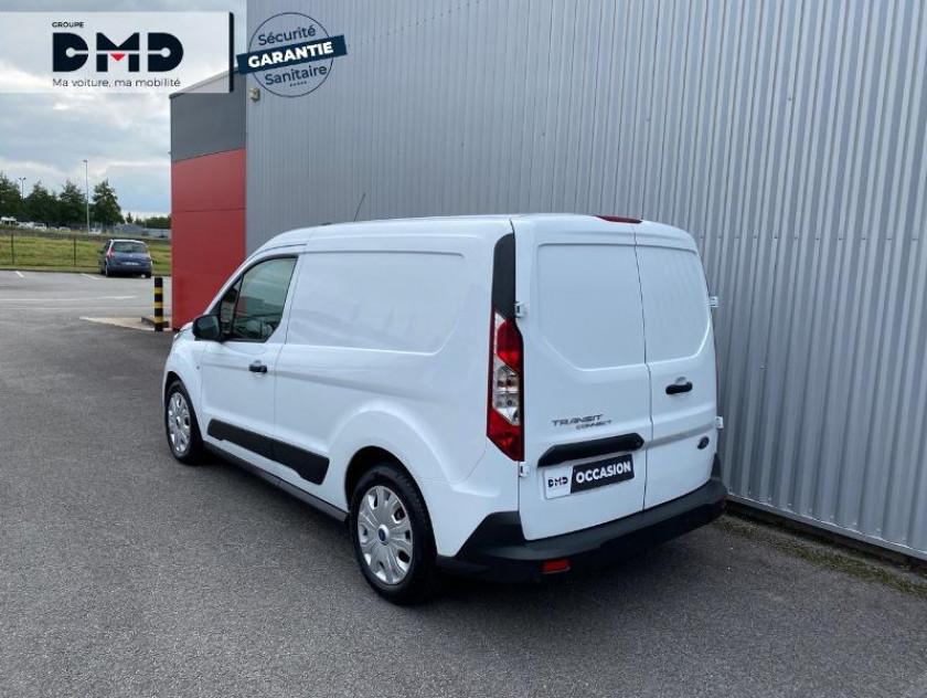 Ford Transit Connect L1 1.5 Ecoblue 100ch Trend Bva - Visuel #3
