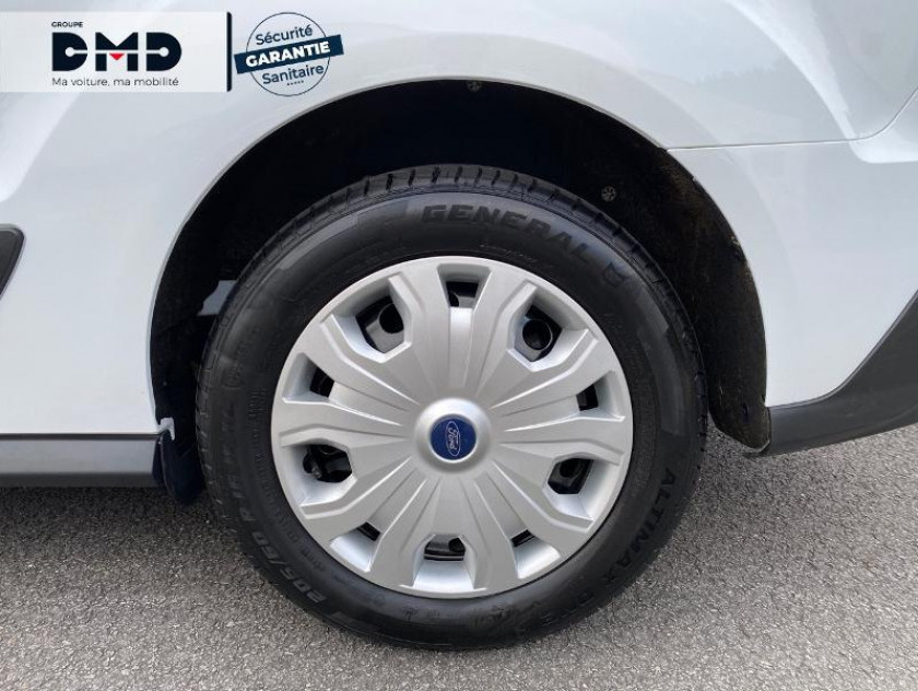Ford Transit Connect L1 1.5 Ecoblue 100ch Trend Bva - Visuel #13