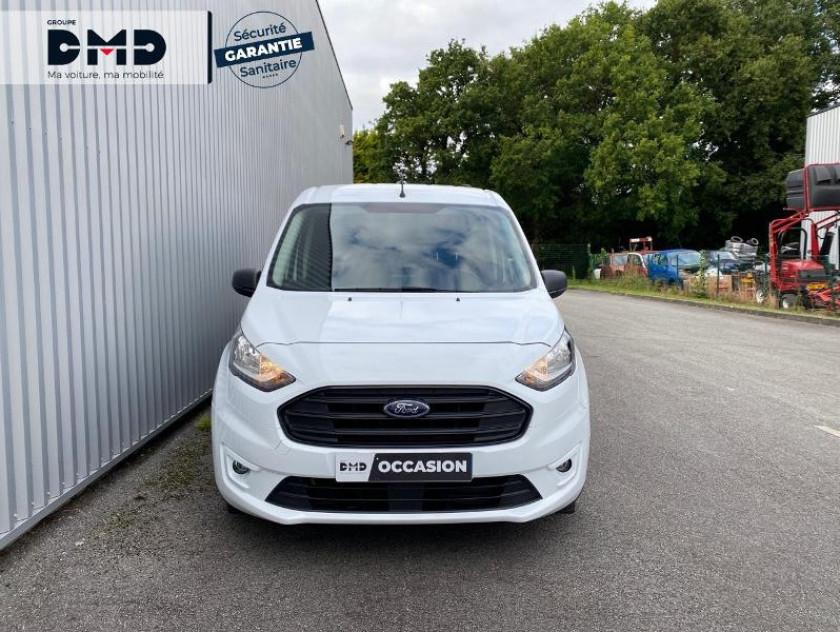 Ford Transit Connect L1 1.5 Ecoblue 100ch Trend Bva - Visuel #4