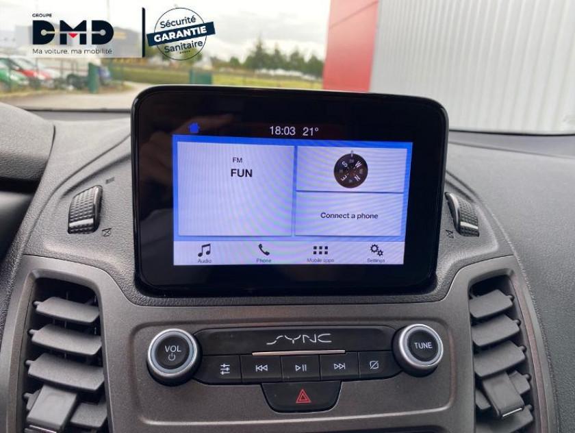 Ford Transit Connect L1 1.5 Ecoblue 100ch Trend Bva - Visuel #6