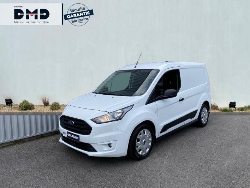 Ford Transit Connect L1 1.5 Ecoblue 100ch Trend Bva - Visuel #1