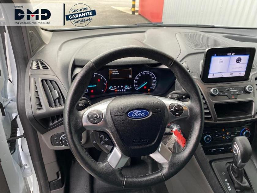 Ford Transit Connect L1 1.5 Ecoblue 100ch Trend Bva - Visuel #7