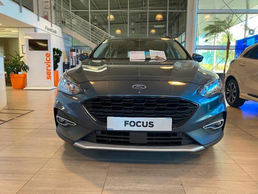 Ford Focus Active Sw 1.5 Ecoblue 120ch Bva - Visuel #2