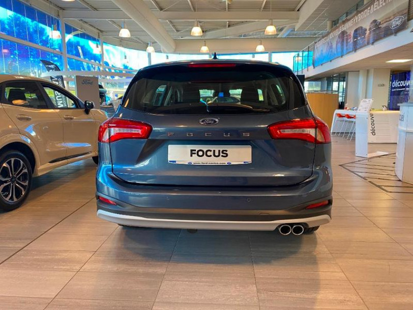 Ford Focus Active Sw 1.5 Ecoblue 120ch Bva - Visuel #7