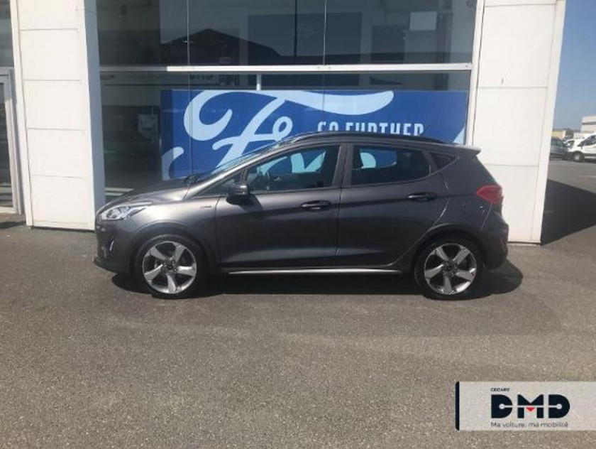 Ford Fiesta Active 1.0 Ecoboost 85ch S&s Pack Euro6.2 - Visuel #2