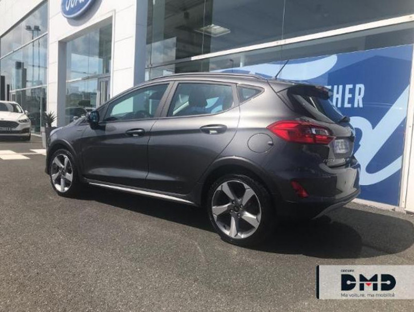 Ford Fiesta Active 1.0 Ecoboost 85ch S&s Pack Euro6.2 - Visuel #13