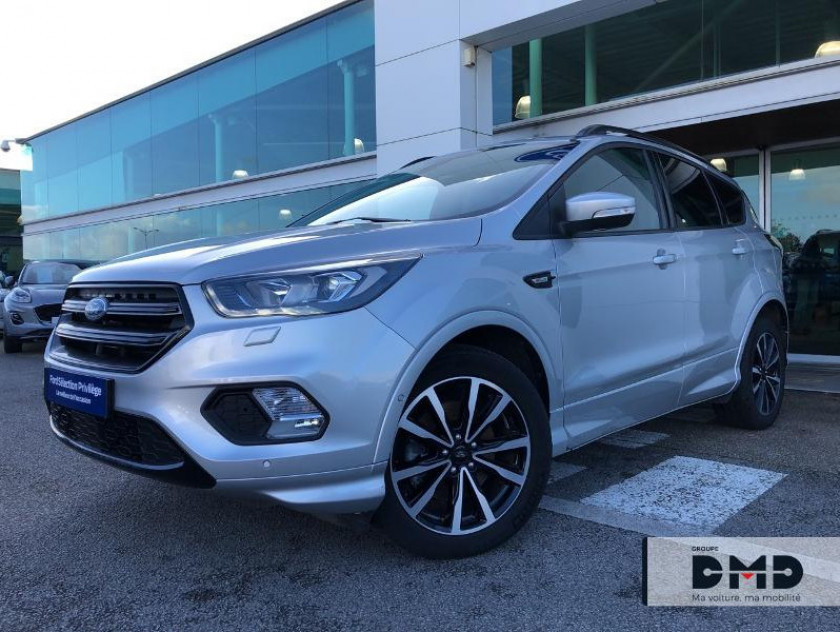 Ford Kuga 2.0 Tdci 150ch Stop&start St-line 4x2 - Visuel #15