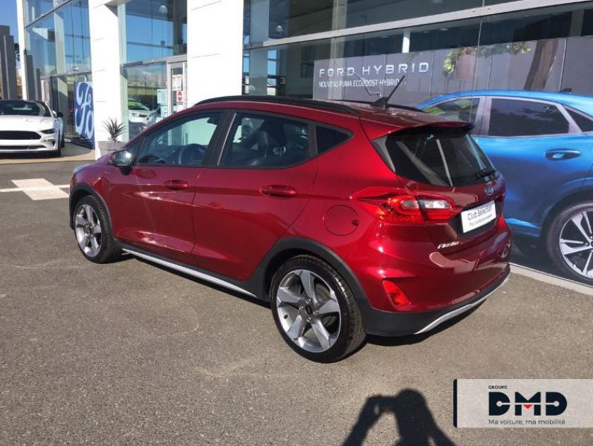 Ford Fiesta Active 1.5 Tdci 85ch S&s Plus Euro6.2 - Visuel #3