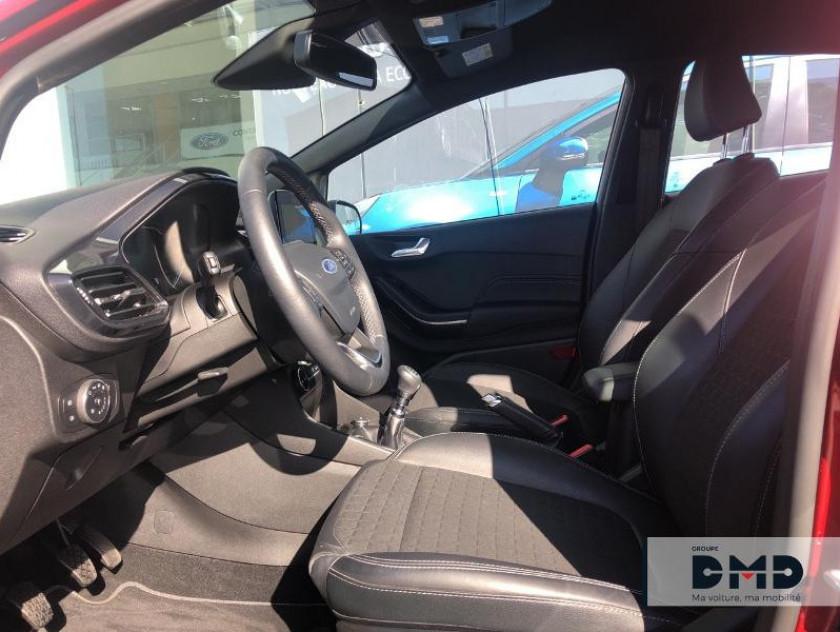 Ford Fiesta Active 1.5 Tdci 85ch S&s Plus Euro6.2 - Visuel #9