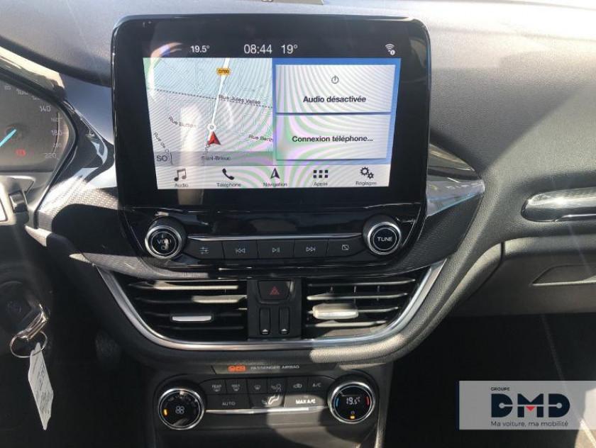 Ford Fiesta Active 1.5 Tdci 85ch S&s Plus Euro6.2 - Visuel #6